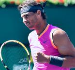 Nadal Sets Up Federer Semifinal At Indian Wells