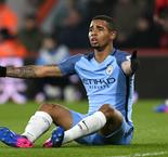 Manchester City Sensation Gabriel Jesus Recovering After Injury