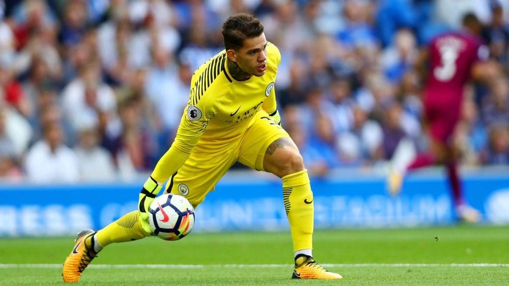 3f6835a84ee City's Ederson proud of Brazil call-up