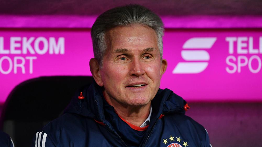 Heynckes - Bayern among Champions League favourites