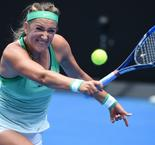 Azarenka battles through in Acapulco, Cibulkova advances