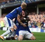 EPL:Everton 1 - 0 Stoke City