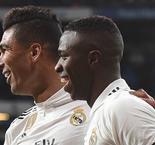 Vinicius and Neymar would get in any team - Casemiro