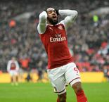Wenger suggests injury was behind Lacazette struggles