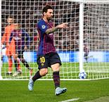 Messi Hungry For A Barcelona Treble