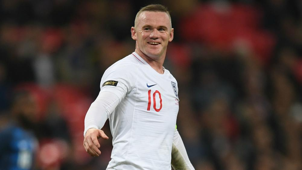 breaking news  wayne rooney to return to english football in derby player
