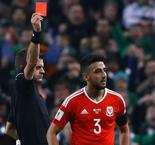 Wales' Neil Taylor Distraught After Breaking Seamus Coleman's Leg
