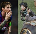Messi Partners Up With Cirque du Soleil
