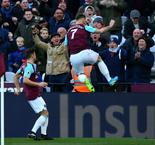 Moyes upsets Conte as Hammers beat Chelsea