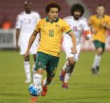 Amini ready to prove his worth for Socceroos