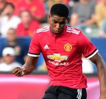 Rashford's growth impresses Mourinho