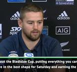 All Blacks to focus on Bledisloe Cup first, then World Cup