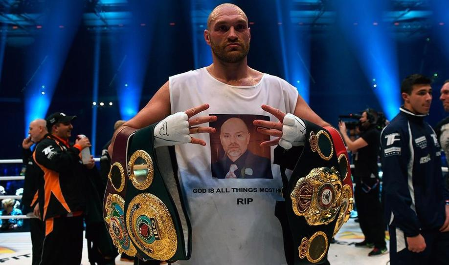 World Heavyweight Champion Tyson Fury Stripped of IBF Crown