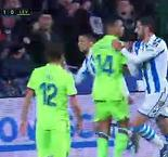 Highlights: Levante Fight Back For 1-1 Draw With Real Sociedad