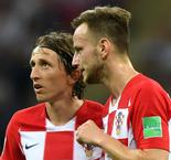 Rakitic proud of 'brother' Modric's Golden Ball award
