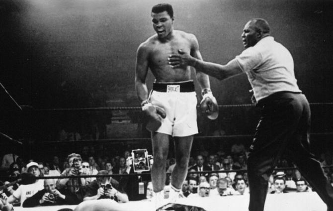 Muhammad Ali The Boxing Great S Defining Moments