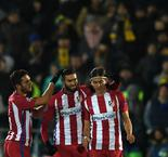 Carrasco decisive to end hosts' unbeaten run