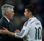 "Ancelotti: ""We Hope"" To Bring James To Napoli"