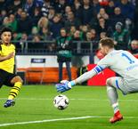 Schalke 1 Borussia Dortmund 2: Sancho grabs winner in Revierderby