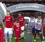 Highlights: Internacional Scores Twice Against Alianza Lima