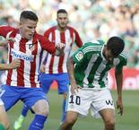 Real Betis 1 Atletico Madrid 1: Scrappy Savic strike secures share of the spoils