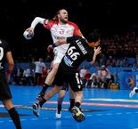 Handball WC 2017 - Egypt 28 Denmark 35