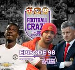 Pog's Plan and The Man United Mood Swing - Football Crazy Podcast Episode 98