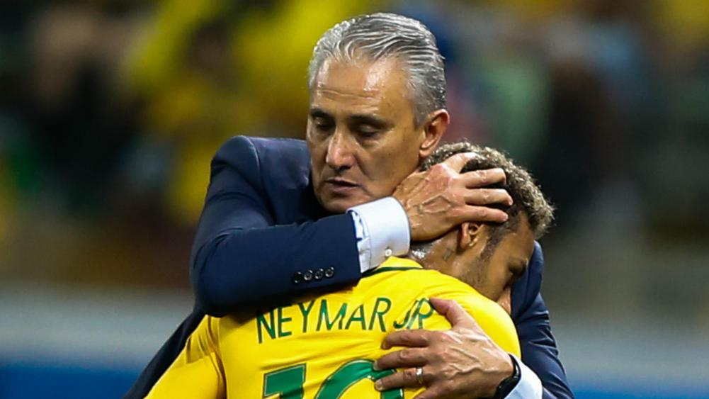 Tite brings Neymar to tears with news conference praise
