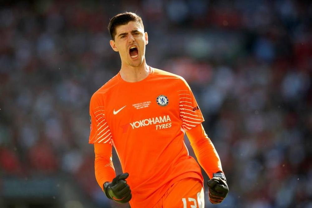 Mercato Real Madrid: Courtois annonce sa préférence