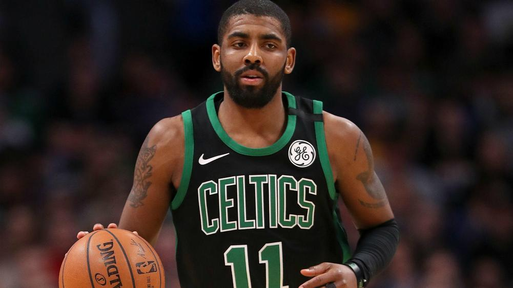 9a14848940fd Kyrie Irving Out For The NBA Playoffs