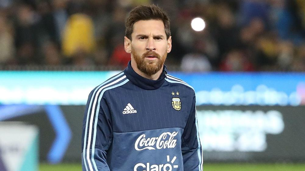 7847cae19d3 Messi denies influencing Argentina squad selection