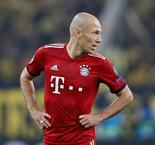 Frustrated Robben Fears He Has Already Played Final Bayern Game