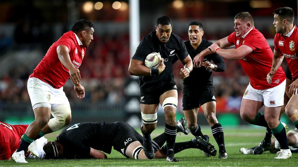 Kaino says au revoir to All Blacks