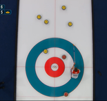 Curling - MEN'S ROUND ROBIN SESSION 6: Switzerland 7 Norway 5