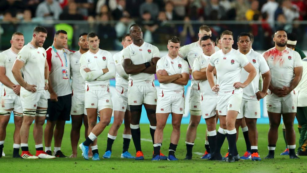 Rugby World Cup 2019 England The
