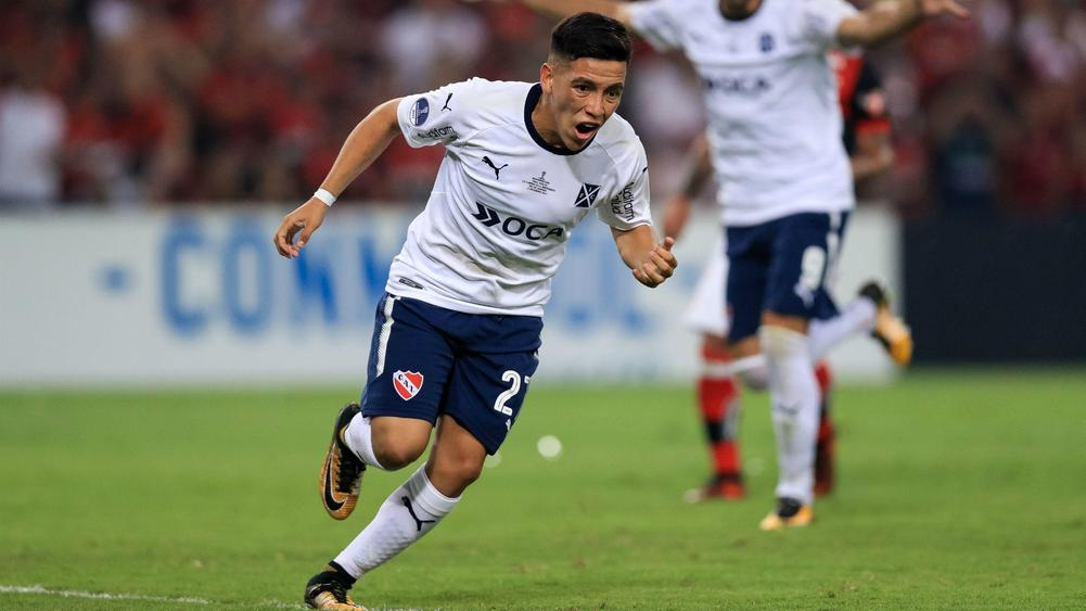 Atlanta United agrees MLS-record deal for Ezequiel Barco