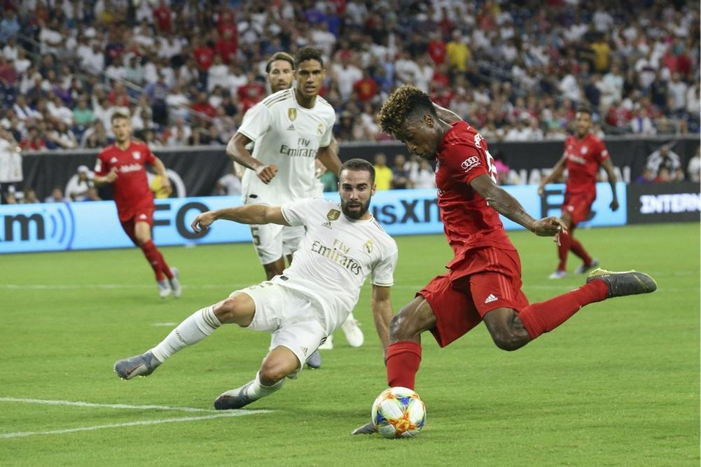 ICC: Le Bayern Munich domine le Real Madrid