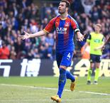 Crystal Palace 2 Huddersfield Town 0: Eagles win to send Terriers down