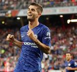Salzburg 3-5 Chelsea: Pulisic stars as Pedro scores a stunner