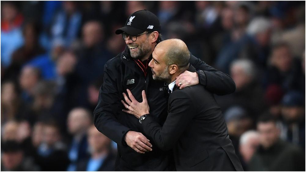 Image result for Jurgen Klopp feels for Pep Guardiola & his squad