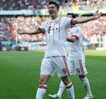 Lewandowski leaving future to agent