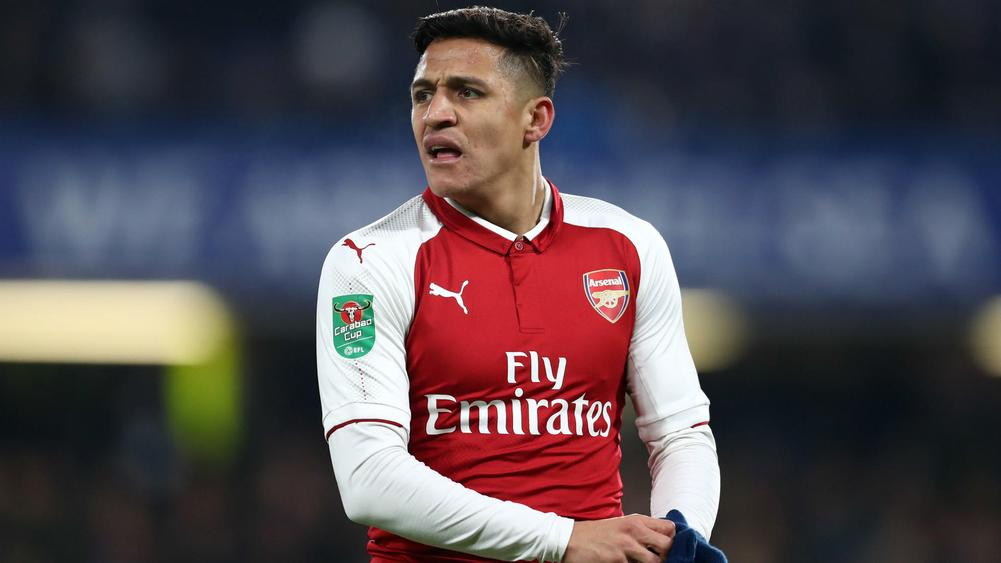 Man. United to unveil Sanchez Tuesday