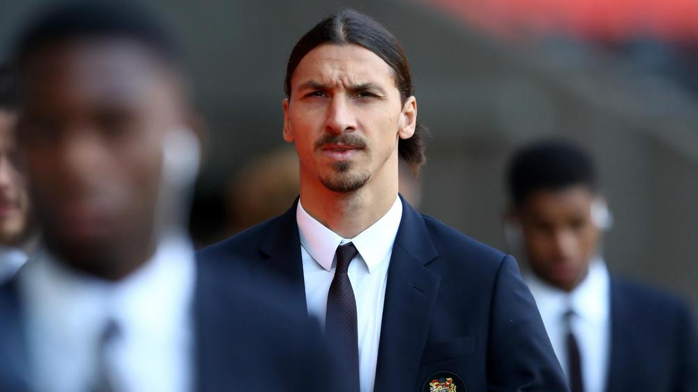 I will win English Premier League - Ibrahimovic