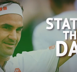 Stat of the Day - Federer oldest men's finalist in 45 years