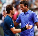 Del Potro Urges Murray To 'Keep Fighting'