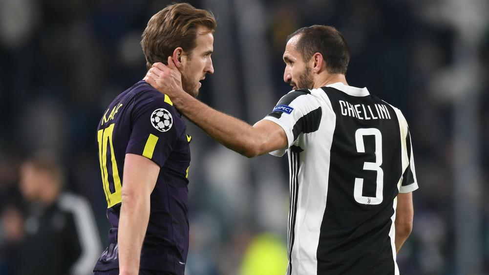 harry kane giorgio chiellini - cropped