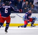 Blue Jackets Complete Sweep Of Lightning