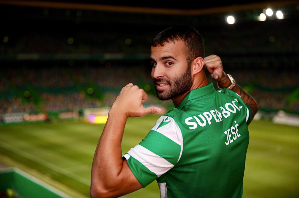 check out 2a416 c899d Jese: Ronaldo Told Me Great Things About Sporting