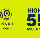 Top 5 assists – Matchday 30
