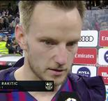 """Rakitic """"Absolutely Delighted"""" With El Clasico Win"""